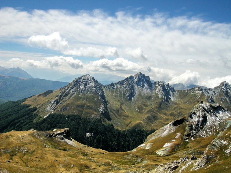 korab βουνό στοκ εικόνες με δικαίωμα ελεύθερης χρήσης