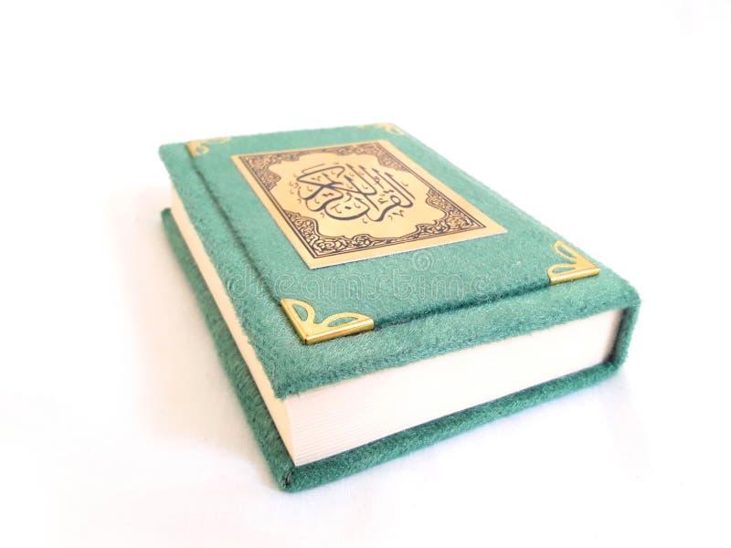 Koran - święta księga muzułmanie zdjęcie royalty free