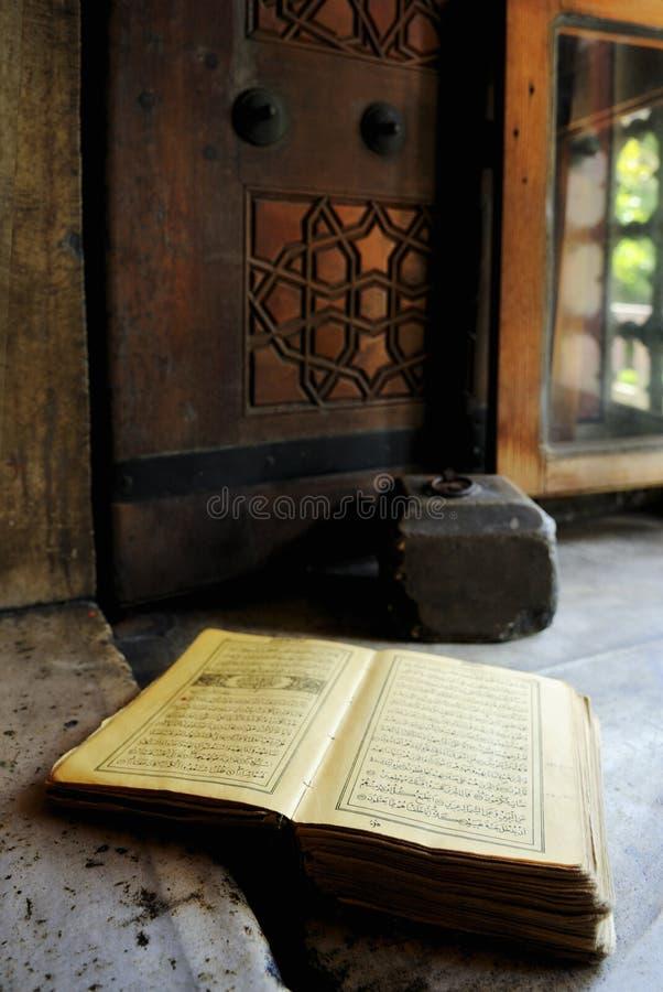 Free Koran At Windowsill Stock Photography - 9715052