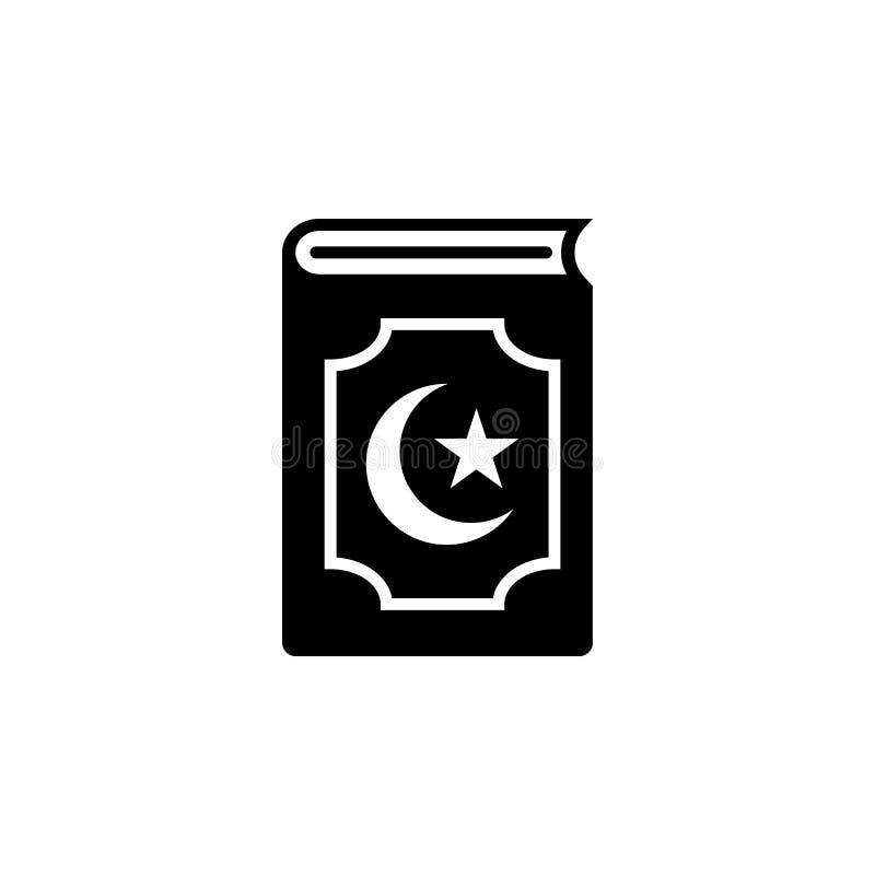 koran, icono del quran Elemento del icono del Ramad?n Icono superior del dise?o gr?fico de la calidad Muestras e icono de la cole libre illustration