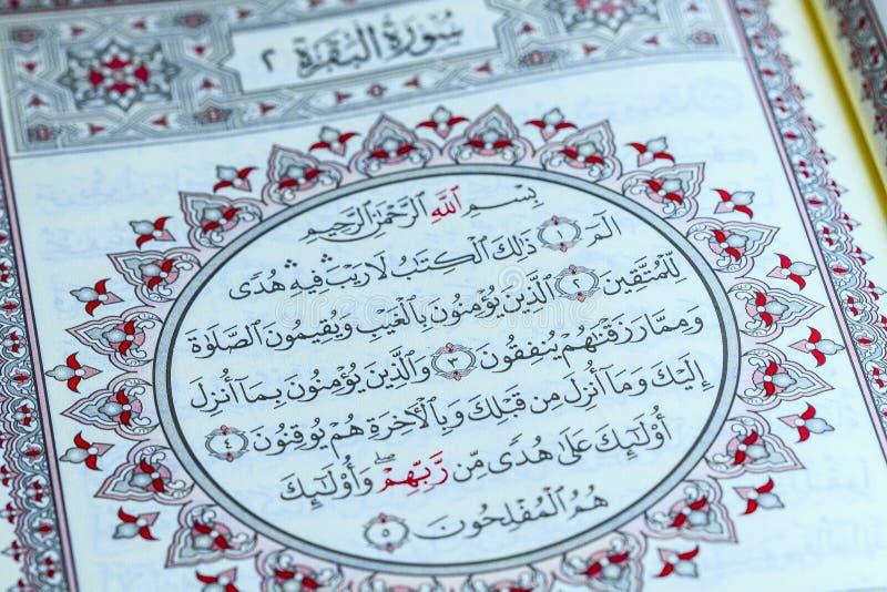Koran obrazy royalty free