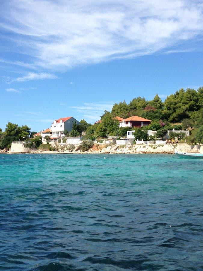 korcula της Κροατίας στοκ φωτογραφίες με δικαίωμα ελεύθερης χρήσης