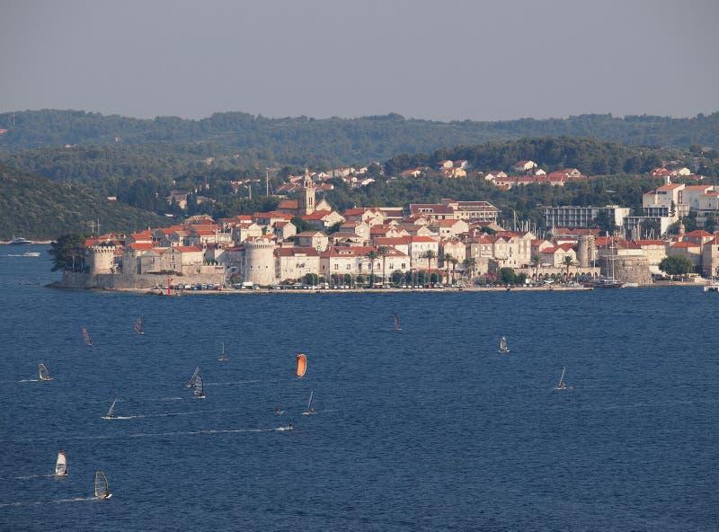 Download Korcula, Croatia editorial photography. Image of seaside - 27485932