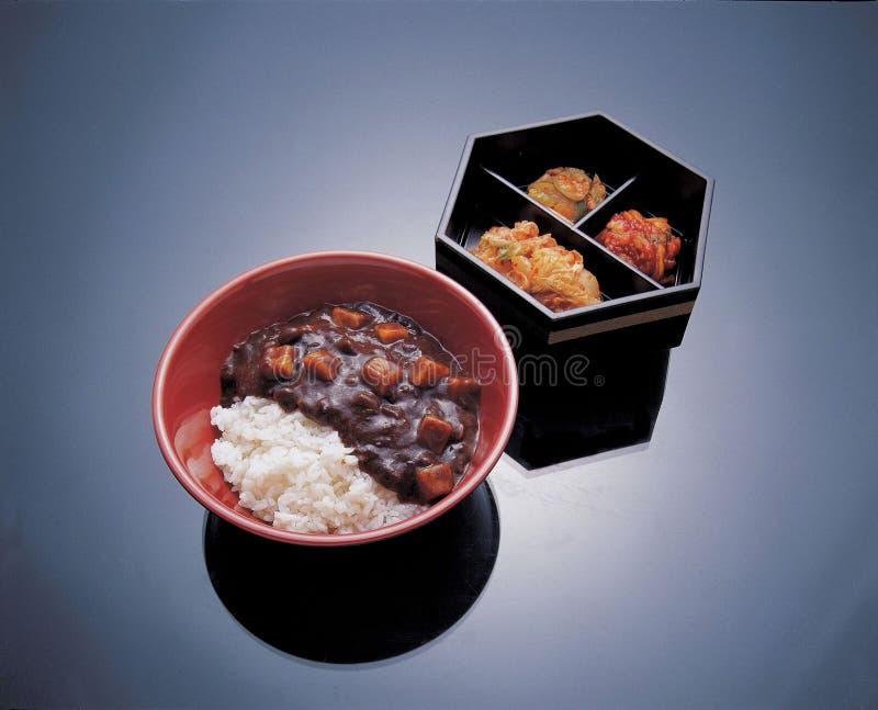 koreańczyk żywności zdjęcia stock