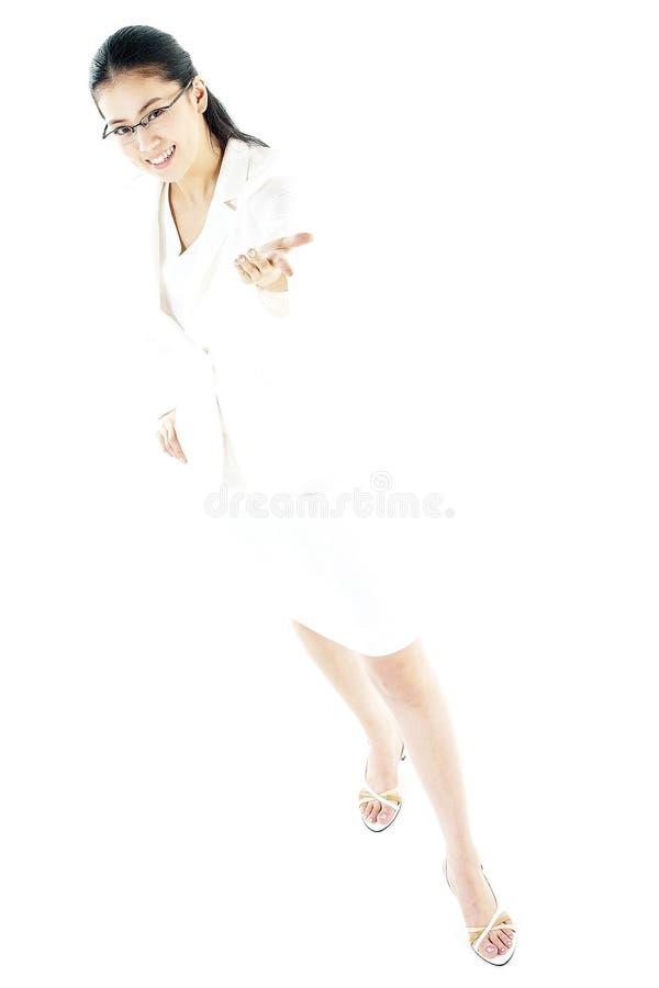 koreańska kobieta zdjęcie royalty free