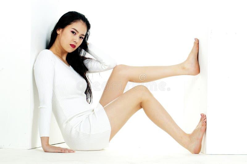 koreańska kobieta zdjęcia stock