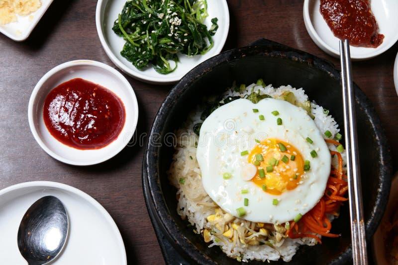 Koreańska kuchnia zdjęcia royalty free