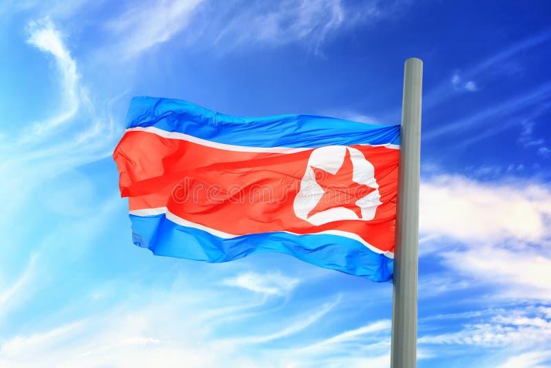 koreańska miało na północ obraz royalty free