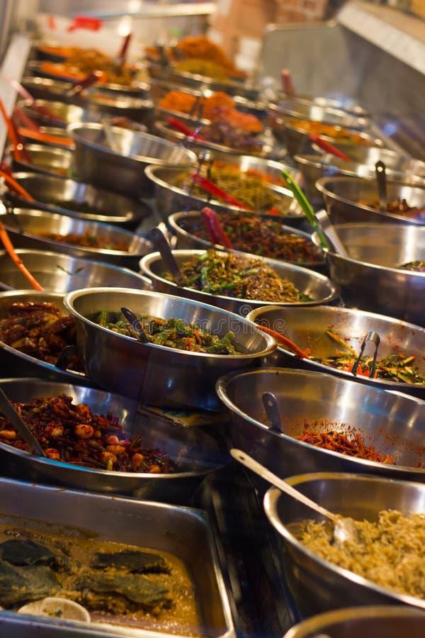 Koreański Kimchi obrazy royalty free