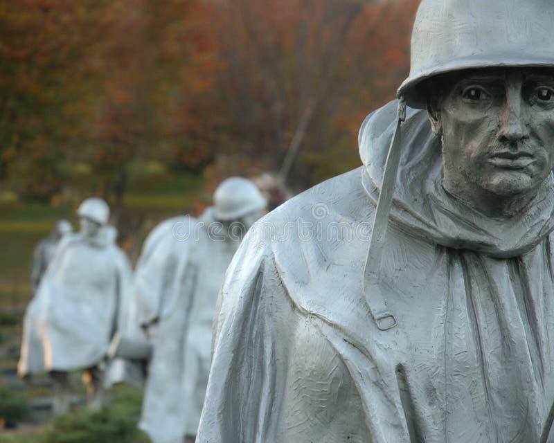 koreański memorial obrazy stock