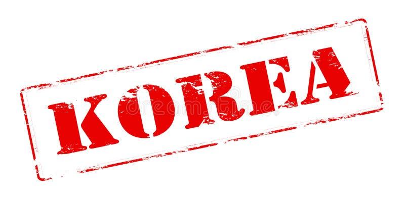 korea illustration libre de droits