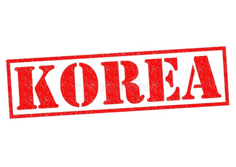 korea illustration de vecteur