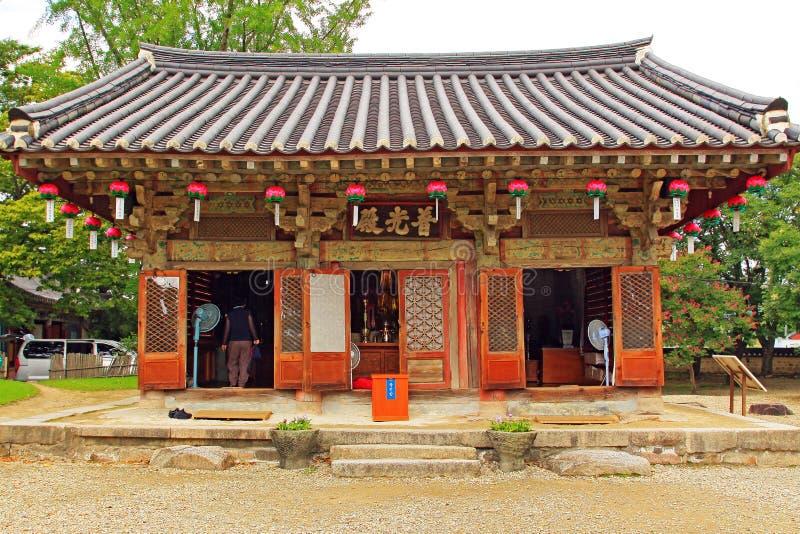 Korea Gyeongju Bunhwangsa Temple royalty free stock photography