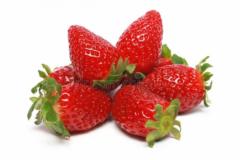 Korea Strawberry royalty free stock image