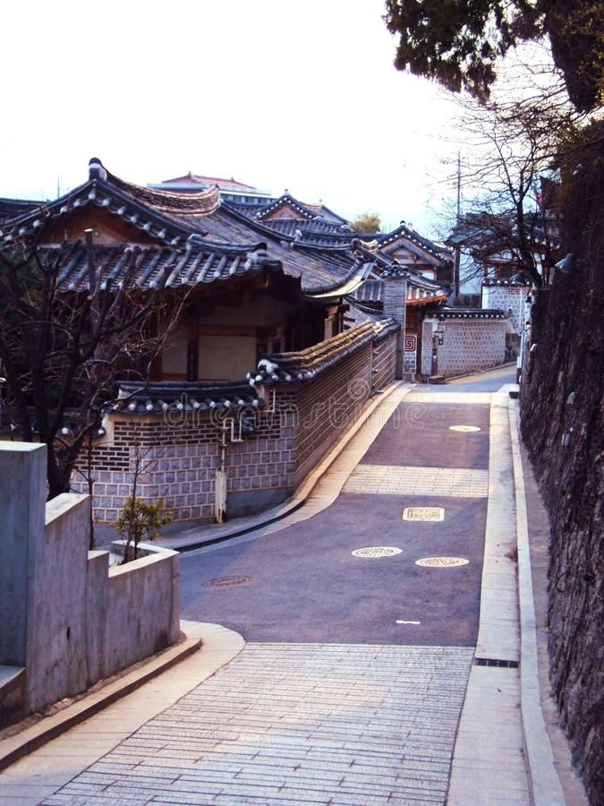 Download Korea Traditional House stock photo. Image of culture - 14607520