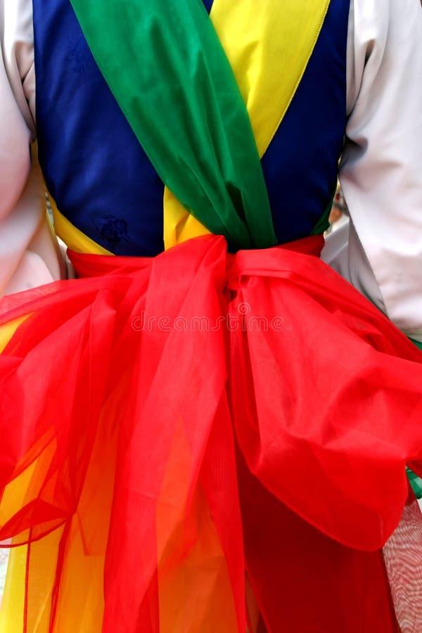 Koreaans festival royalty-vrije stock afbeelding
