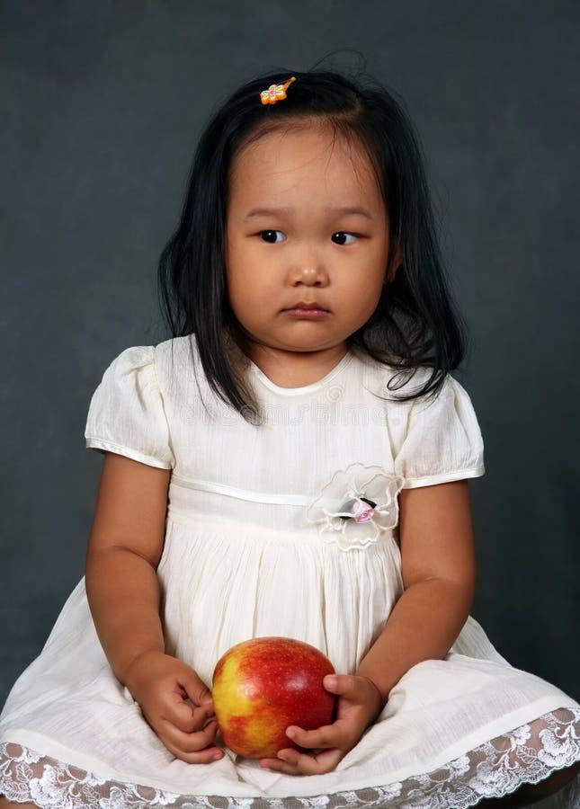 Koreaans meisje royalty-vrije stock afbeeldingen