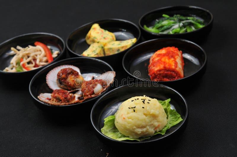Koreaanse keuken royalty-vrije stock foto's