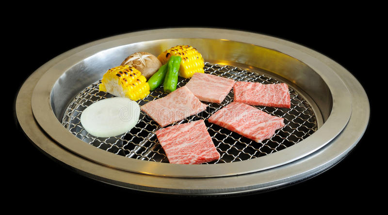 Download Korean BBQ grill stock image. Image of celebrate, flame - 19513467