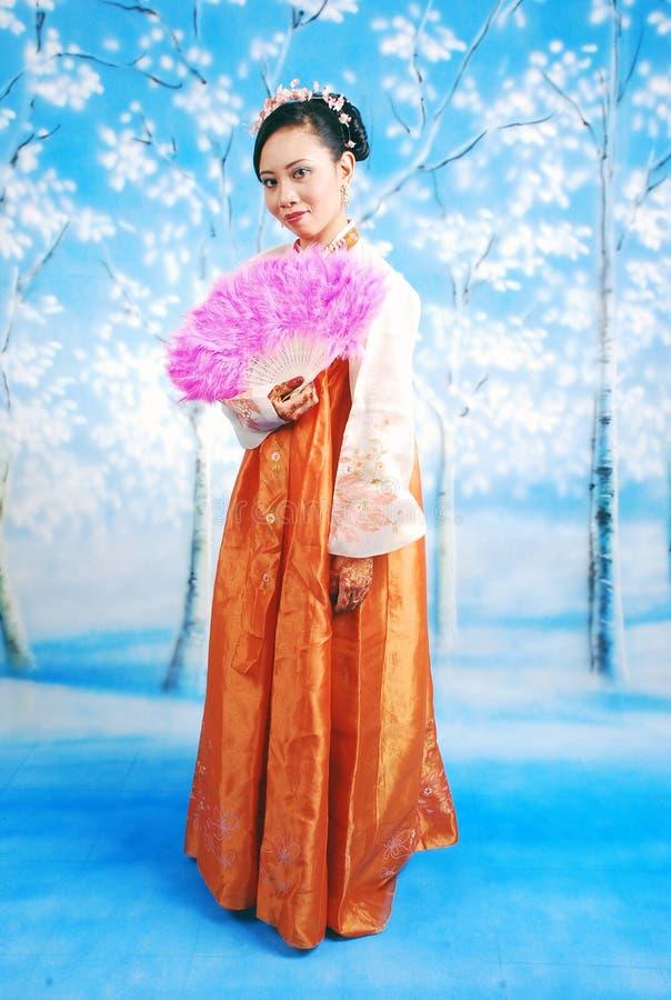 Free Korean Girl Royalty Free Stock Image - 5991506