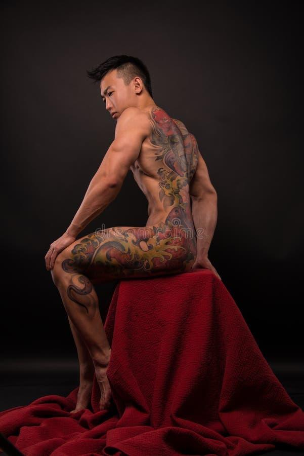 Korean model nude video
