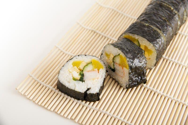 Korean Sushi Stock Image