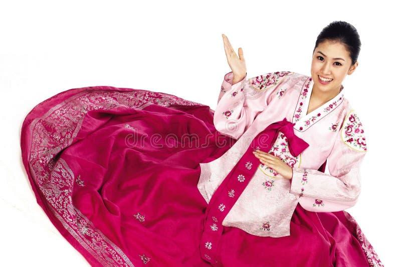 Download Koreanische Dame stockfoto. Bild von aufwerfung, dame, sitting - 869890
