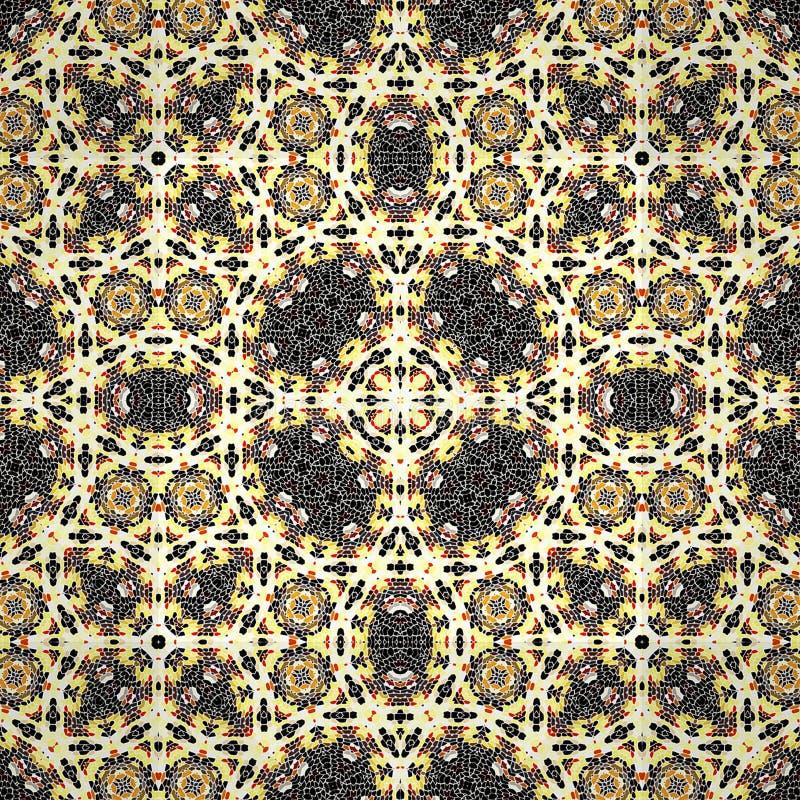 Koreanisches Kaleidoskop #2 vektor abbildung