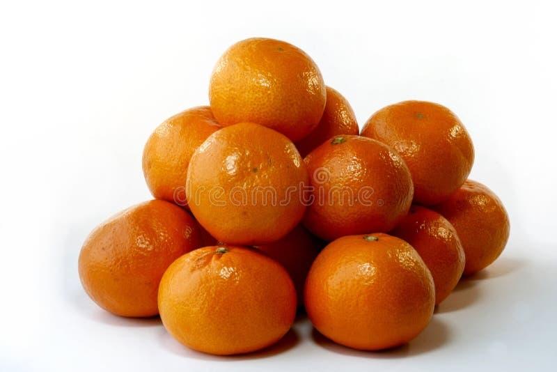 koreanska apelsiner arkivbild