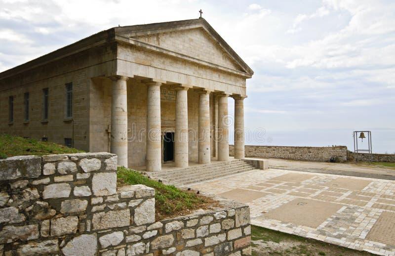 Korfu-Insel, Griechenland lizenzfreie stockfotos