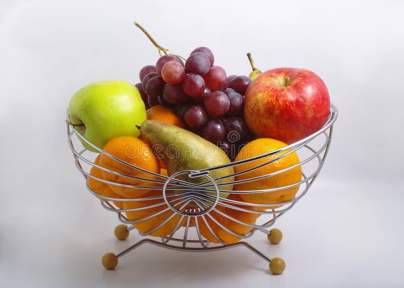 korgfrukter royaltyfri bild