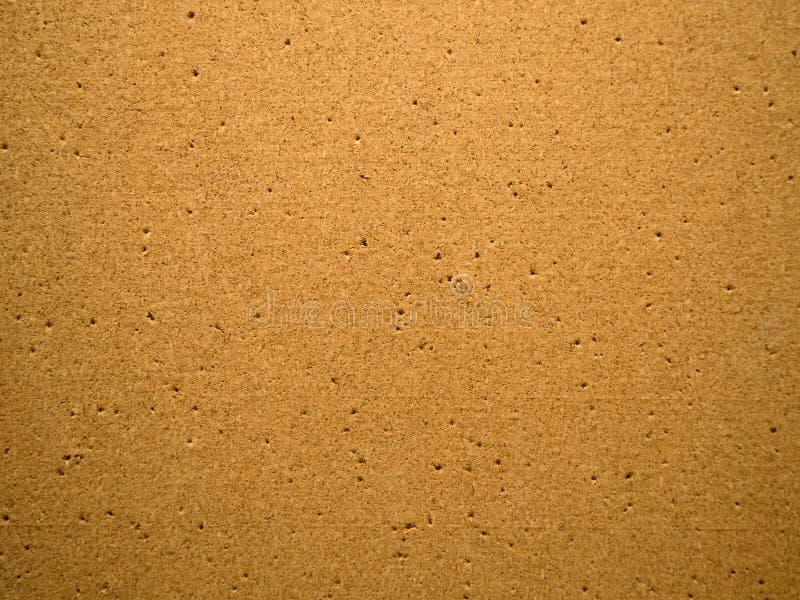 kork för färg för bakgrundsbrädebroun texturerade arkivfoto