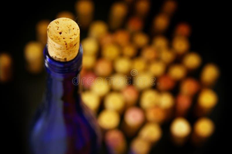 korka wino obrazy royalty free