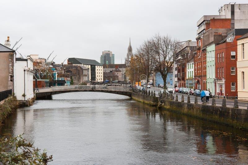 Korken, Irland lizenzfreie stockbilder