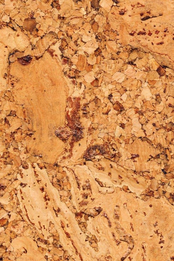Korkowa Dachówkowa Grunge tekstura zdjęcia stock