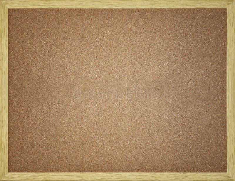 Korkowa deska zdjęcia stock