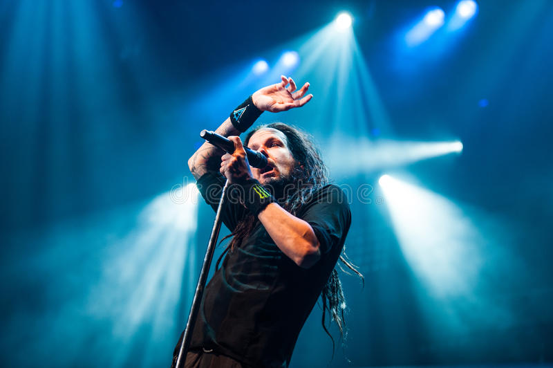 Korn Concert Editorial Photo