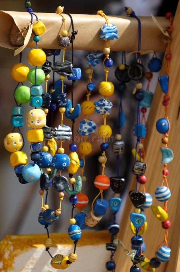 Korn-Halskette lizenzfreies stockbild