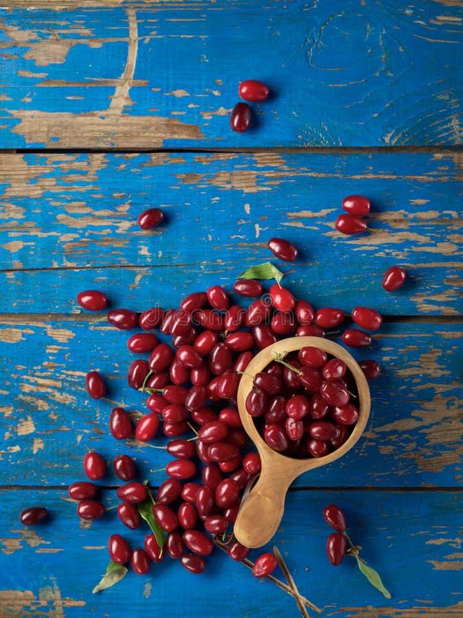 Kornalina lub dogberry zdjęcia stock