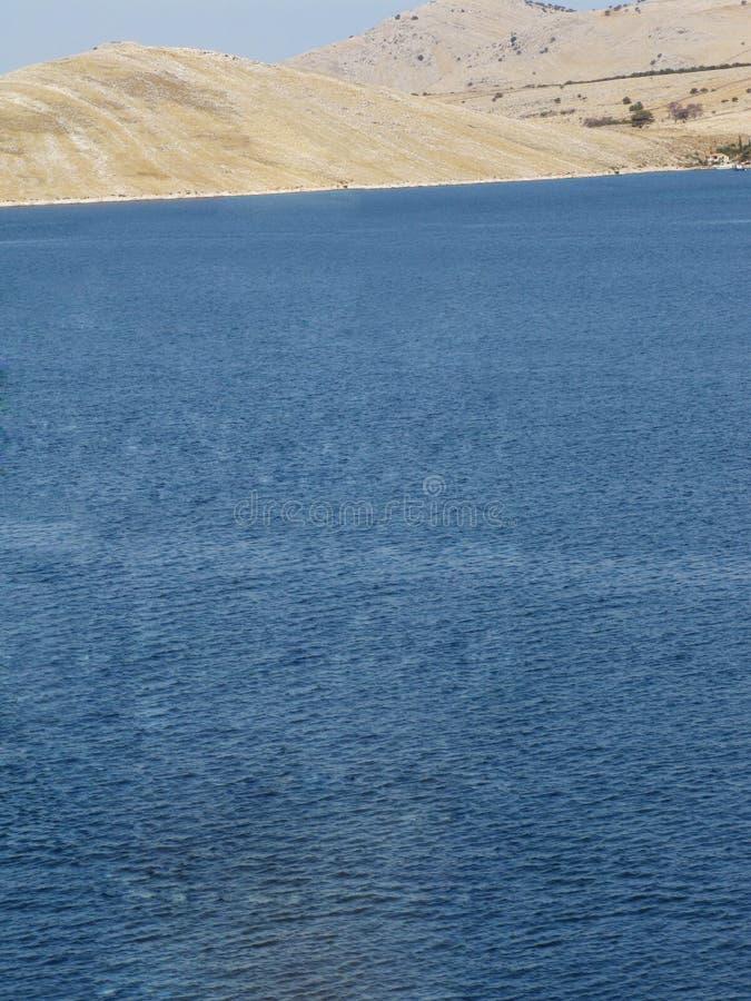 kornati国家公园 库存照片