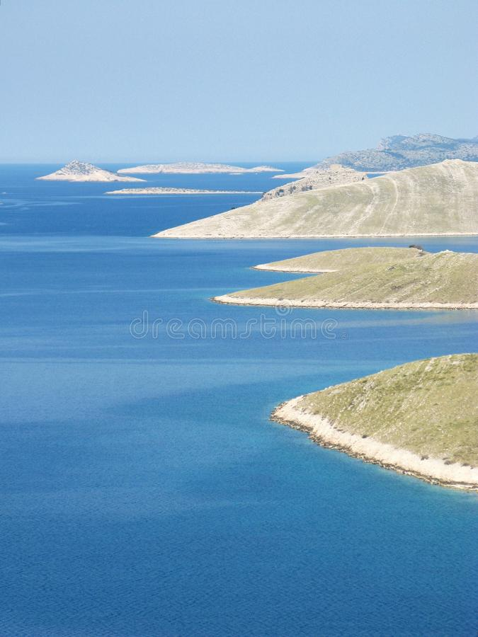 Kornati National Park royalty free stock photos