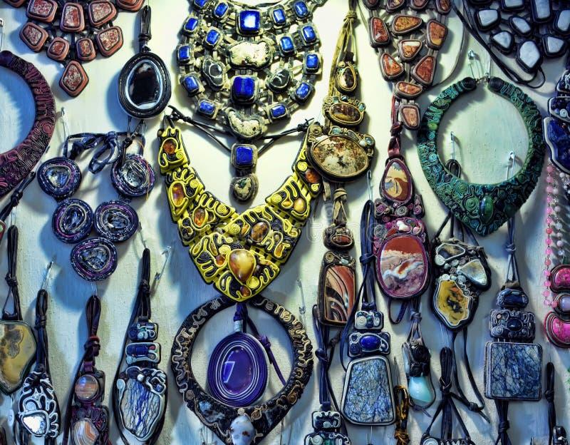 Korne und Halsketten stockfotografie