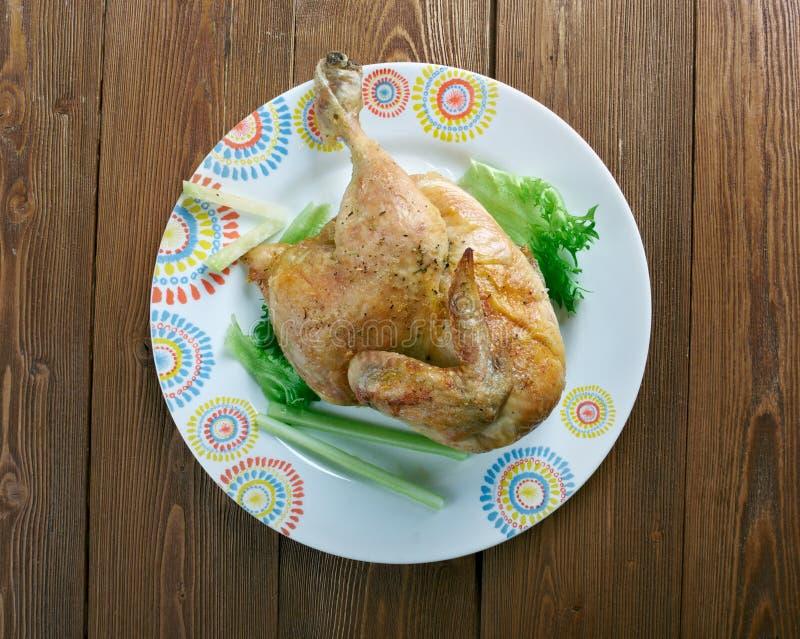 Kornische Spiel-Henne lizenzfreie stockfotos