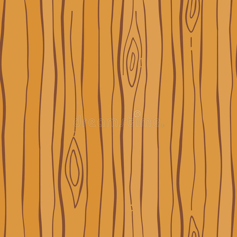 kornmodellträ stock illustrationer