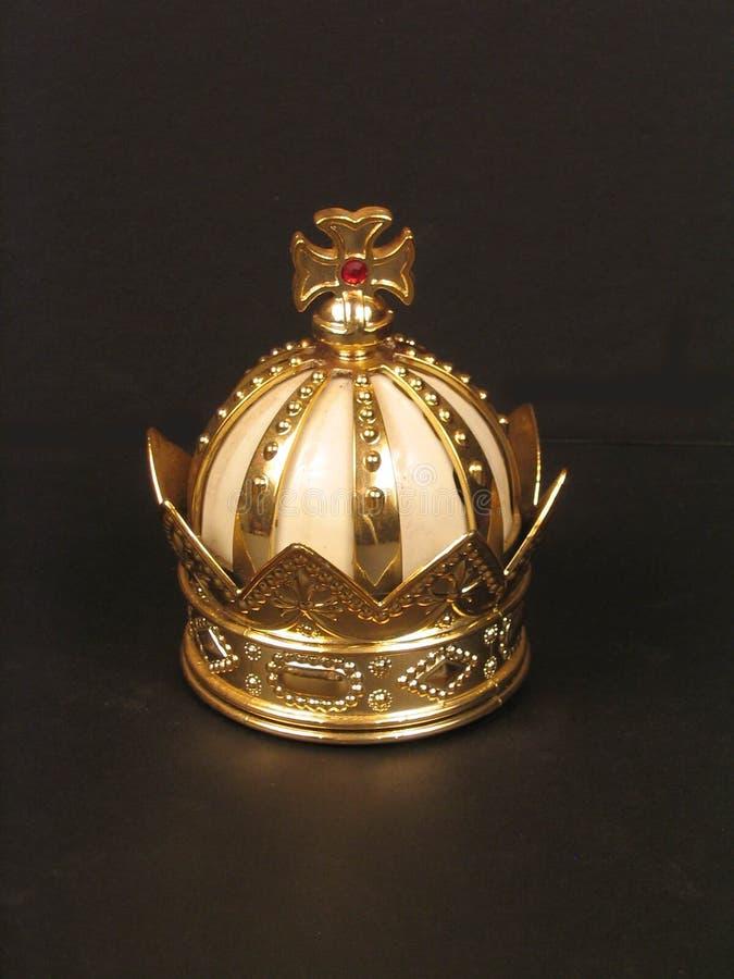 koron króla obrazy stock