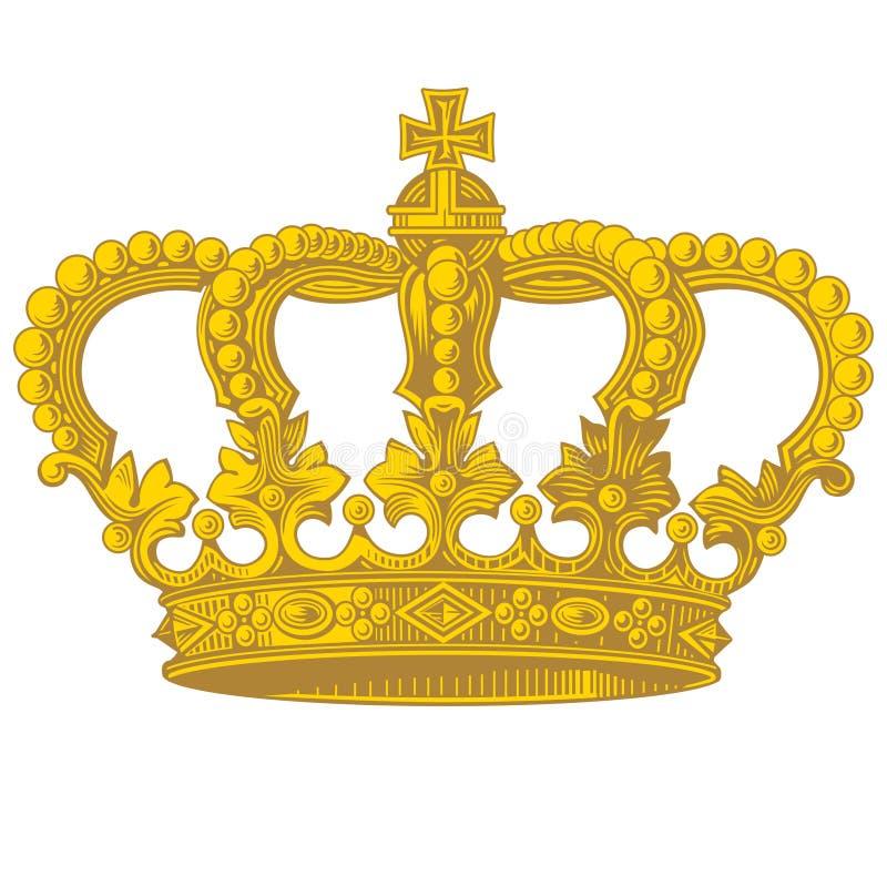 korona ilustracji
