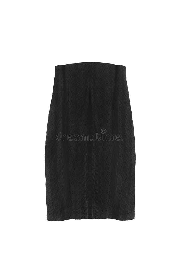 Koronkowa spódnica odizolowywająca obrazy royalty free