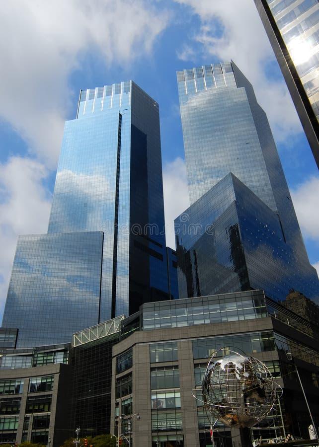 korporacja futurystyczny budynku. fotografia royalty free