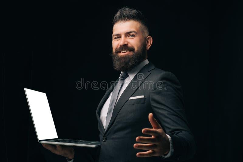 Korporacyjna powitanie ręka Mile widziany biznes Uścisk dłoni, biznesowy mężczyzna z trząść ręki Biznesowi mężczyźni w spotkaniu  obrazy stock