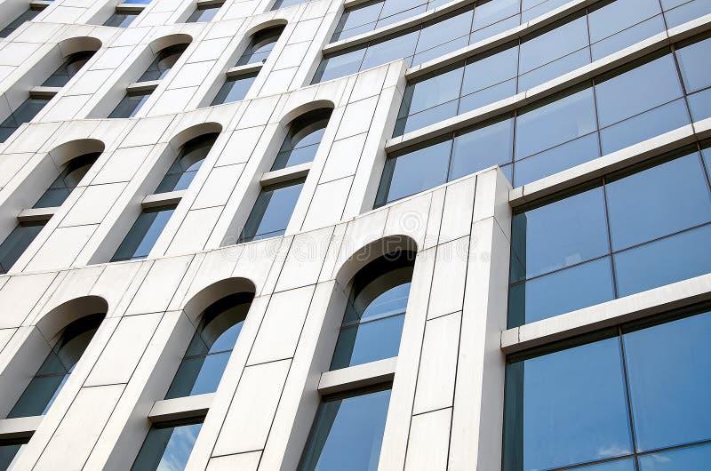 Korporacyjny budynek zdjęcie royalty free